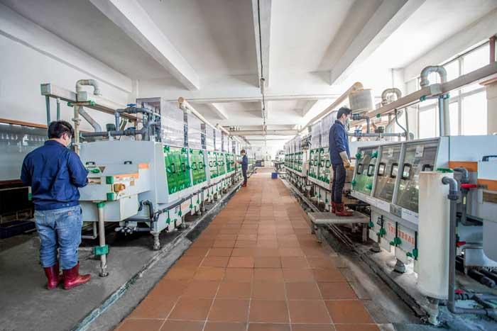 中国蚀刻加工厂的现状和发展