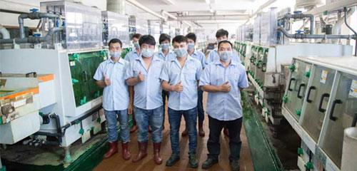 鑫海森业务增长生产规模扩大招聘蚀刻师傅多名
